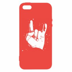 Чохол для iPhone 5S HEAVY METAL ROCK