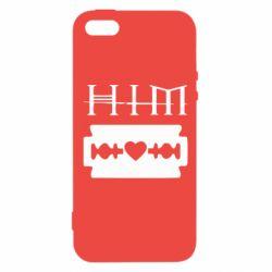 Чохол для iPhone 5S HIM