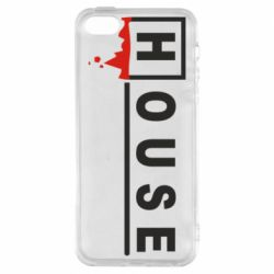 Чохол для iPhone 5S House