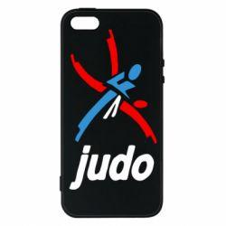 Чохол для iPhone 5S Judo Logo