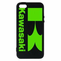 Чехол для iPhone 5S Kawasaki