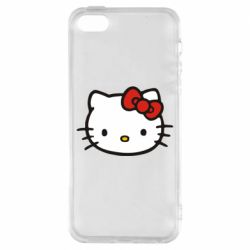 Чохол для iPhone 5S Kitty