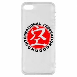 Чохол для iPhone 5S Kudo