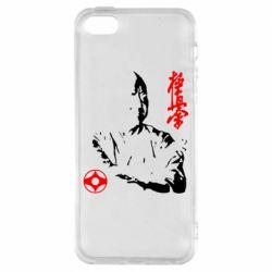 Чохол для iPhone 5S Kyokushin Kanku logo