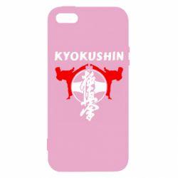 Чехол для iPhone 5S Kyokushin