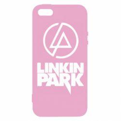 Чохол для iPhone 5S Linkin Park