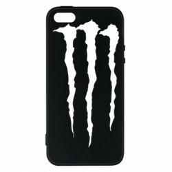 Чохол для iPhone 5S Monster Energy Stripes 2