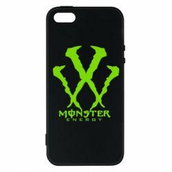 Чохол для iPhone 5S Monster Energy W