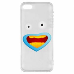 Чохол для iPhone 5S Mouth And Eyes