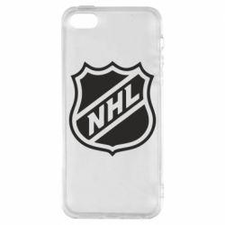Чохол для iPhone 5S NHL