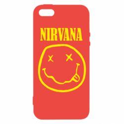 Чехол для iPhone 5S Nirvana (Нирвана)