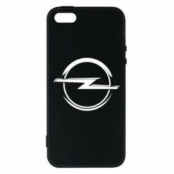 Чехол для iPhone 5S Opel Log