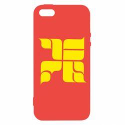 Чехол для iPhone 5S Оу74 Танкоград