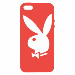 Чехол для iPhone 5S плейбой