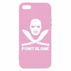Чехол для iPhone 5S Point Blank