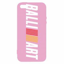 Чехол для iPhone 5S Ralli Art