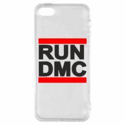 Чохол для iPhone 5S RUN DMC