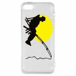 Чохол для iPhone 5S Рибак