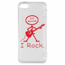 Чохол для iPhone 5S З гітарою