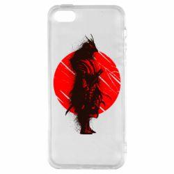 Чохол для iPhone 5S Samurai spray