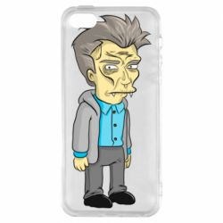 Чохол для iPhone 5S Simpson with fangs