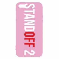 Чохол для iPhone 5S Standoff 2 logo