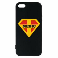 Чехол для iPhone 5S Super Medic