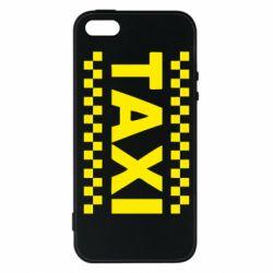 Чехол для iPhone 5S TAXI