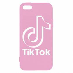 Чохол для iPhone 5S Тик Ток