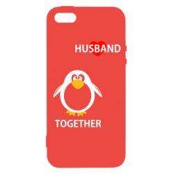 Чехол для iPhone 5S Together forever2