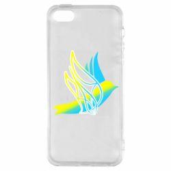 Чохол для iPhone 5S Україна Ластівка