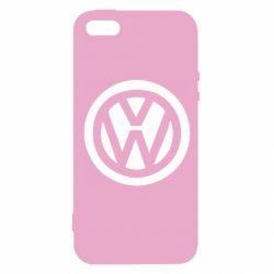 Чохол для iPhone 5S Volkswagen
