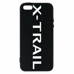 Чехол для iPhone 5S X-Trail