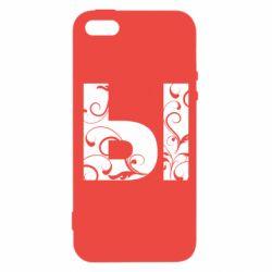 Чехол для iPhone 5S Ы