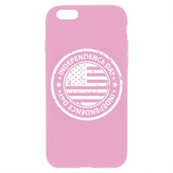 Чехол для iPhone 6/6S America Independence Day I