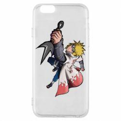 Чохол для iPhone 6/6S Attacking Minato