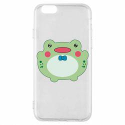 Чохол для iPhone 6 Baby frog