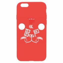 Чехол для iPhone 6/6S BEAR PANDA BP VERSION 2