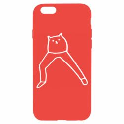 Чохол для iPhone 6/6S Cat in pants