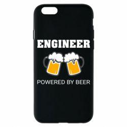 Чохол для iPhone 6 Engineer Powered By Beer