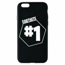 Чохол для iPhone 6 Fortnight number 1