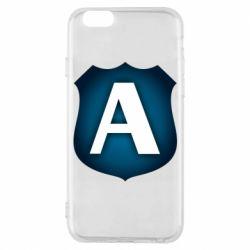 Чохол для iPhone 6 Форум Антиколлектор Лого Минимал