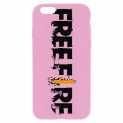 Чехол для iPhone 6/6S Free Fire spray