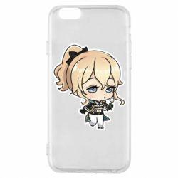 Чохол для iPhone 6/6S Genshin Impact chibi Jean