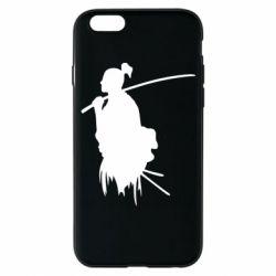 Чохол для iPhone 6 Ghost Of Tsushima Silhouette
