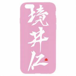 Чохол для iPhone 6 Ghost Of Tsushima Hieroglyphs