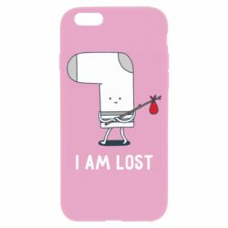 Чохол для iPhone 6 I am lost
