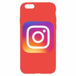 Чохол для iPhone 6 Instagram Logo Gradient
