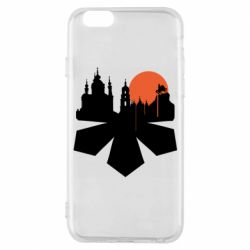 Чохол для iPhone 6/6S Kiev city of chestnuts