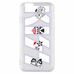 Чохол для iPhone 6/6S Kiss the music band